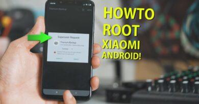 Xiaomi Twrp ve Root Yükleme